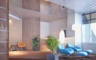 Как сделать реечный потолок: особенности установки