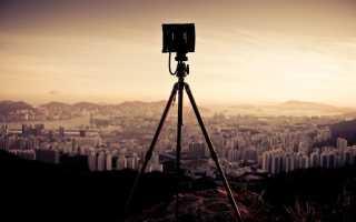 Самодельный штатив для фотоаппарата или камеры своими руками
