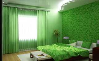 Цвет стен в спальне: идеи и советы по дизайну
