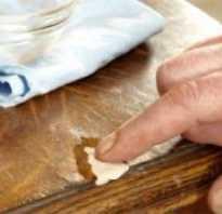 Как отреставрировать столешницу на кухне из ДСП