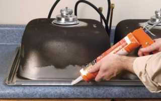 Особенности монтажа раковины в столешницу своими руками