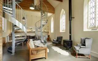 Винтовые лестницы своими руками: чертежи, специфика конструкции