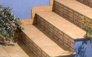 Самостоятельно облицовываем ступени лестницы плиткой, керамогранитом