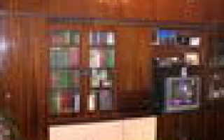 Как поменять фасады на старой мебельной стенке