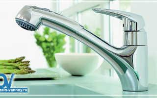 Как поменять смеситель в ванной?