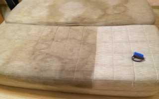 Как отремонтировать старый диван своими руками