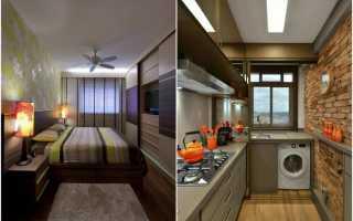 Как расширить пространство узкой комнаты