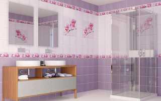 Пластиковая и керамическая плитка для стен, особенности отделки различных поверхностей