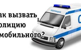 Номер полиции с сотового телефона билайн. Вызов полиции с мобильного и домашнего телефона