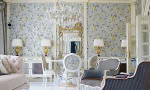 Выбор обоев для зала: какие лучше и что нужно учесть