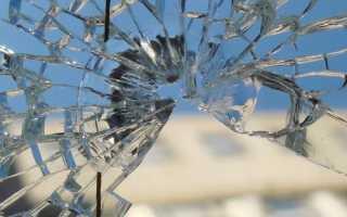Как вынуть стеклопакет из оконной рамы?