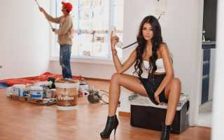 Как мыть кафельный пол без разводов